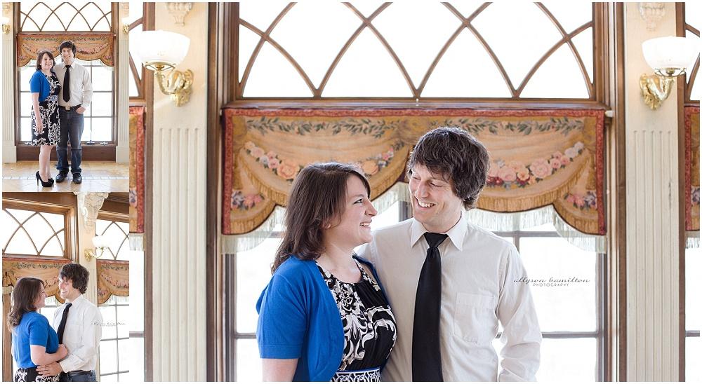 Elizabethtown PA Engagement Photographer