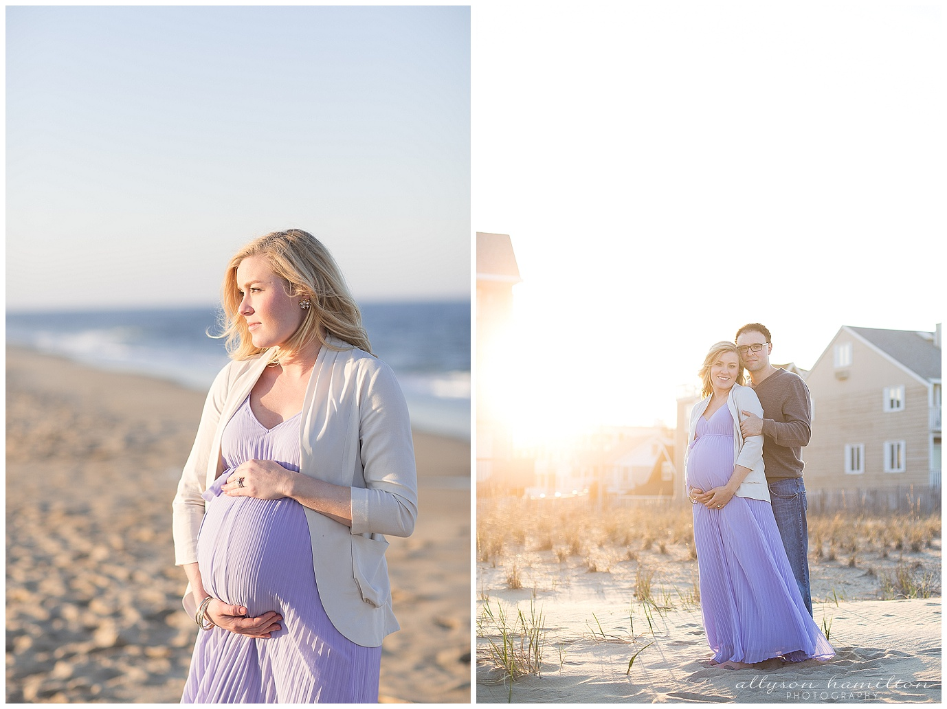Dewey Rehoboth Beach Maternity Photographer