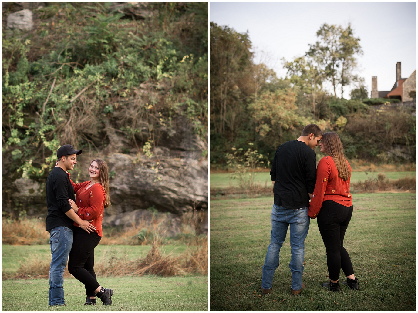 Lancaster PA Wedding Engagement Photographer