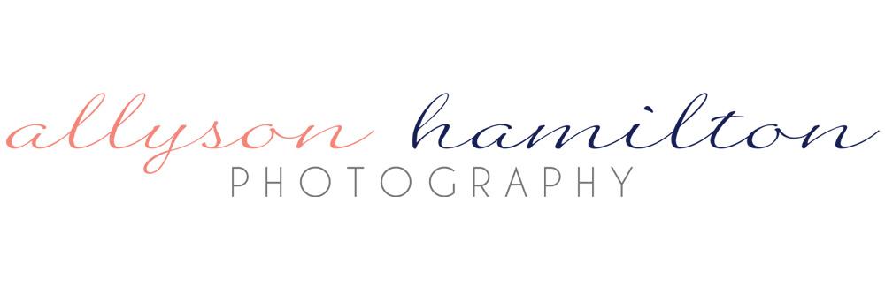 Allyson Hamilton Photography logo